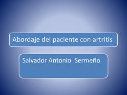 Otra presentacion - Medicina Interna de El Salvador