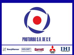 montaje - Proturbo