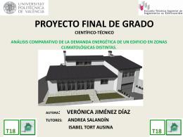 PROYECTO FINAL DE GRADO