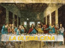 LA ÚLTIMA CENA - Ciencias Soci@les