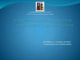 PSICOFÁRMACOS DURANTE EL EMBARAZO Y LA