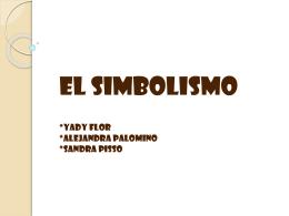 LITERATURA DEL SIMBOLISMO (1) (313542)