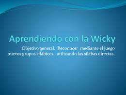Expo Wiki - Tecnologías para personas con necesidades