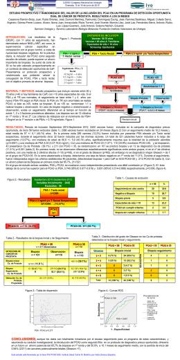 Ver póster - Instituto Valenciano de Oncología