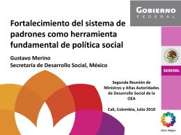 Cuestionario Único de Información Socioeconómica Comisión