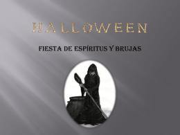 HALLOWEEN FIESTA DE ESPIRITUS Y BRUJAS (1499665)