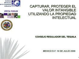 Tequila - IPRTA Forum