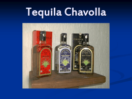 Tequila Chavolla - Hecho en México B2B