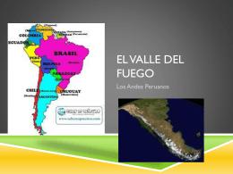EL VALLE DEL FUEGO