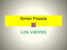 Simón Posada y Estaban Hernández