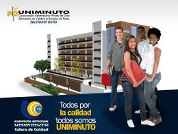Diapositiva 1 - corporación universitaria minuto de dios centro