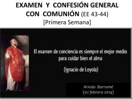 MODO DE HACER EL EXAMEN GENERAL
