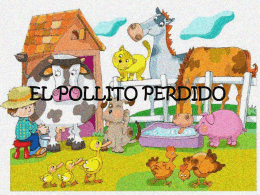 EL POLLITO PERDIDO