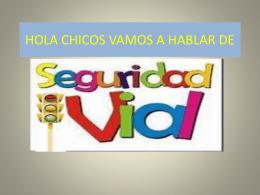 HOLA CHICOS VAMOS A HABLAR DE - carlos-alumno-pep