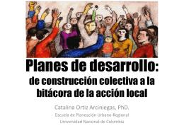 Planes de desarrollo - Gobernación de Antioquia