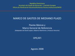 Plan Decenal de Educación 2007-2017