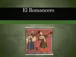 ROMANCERO DE JOSE GUTIERREZ Y MIRIAM VIJIL