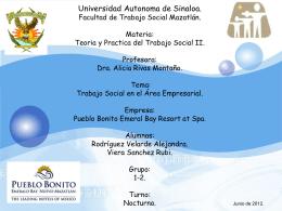 Universidad Autonoma de Sinaloa Ale y rubi