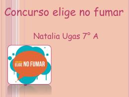 Elige no fumar Natalia Ugas (1268099)