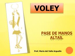PASE DE MANOS ALTAS (275949)