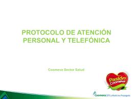 Libretos de atención telefónica