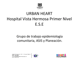 URBAN_HEART - HOSPITAL VISTA HERMOSA