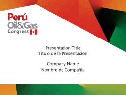 Company Name Nombre de Compañía