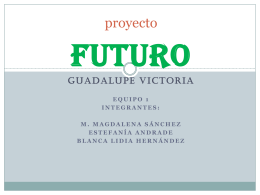 Proyecto: futuro