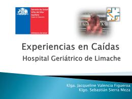 Hospital Geriatrico de Limache