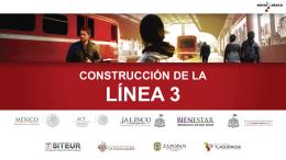 Ampliación y modernización de la LÍNEA 1 del Tren Ligero