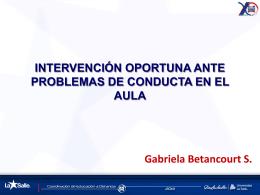 Presentación de PowerPoint - Educación a Distancia