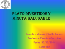 Plato divertidos y minuta saludable 152KB Oct 30 2014 03:22