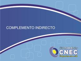 Pronombres del Complemento Directo e Indirecto: