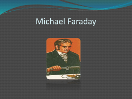 diapositivas Michael Faraday (107375)