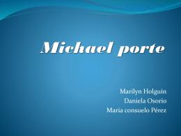 Michael porte