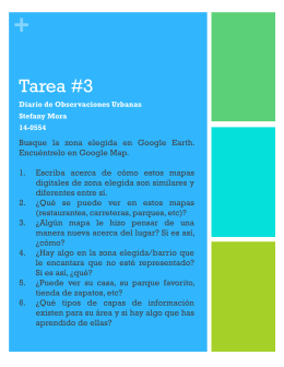 Tarea #3 - WordPress.com