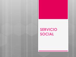 Qué es el Servicio Social? - blogs enap