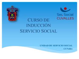 Diapositiva 1 - Centro Universitario de los Valles