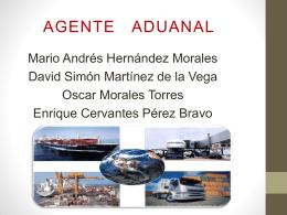 AGENTE ADUANAL - Auxiliares-del