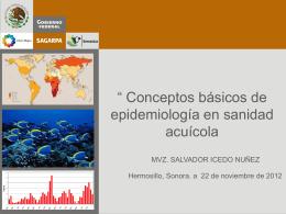 conceptos basicos de epidemiologia