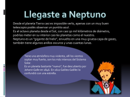 Neptuno - WordPress.com