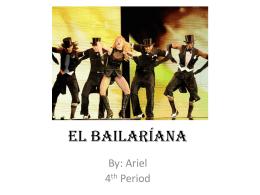 El Bailar
