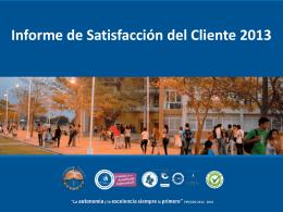 Presentación de PowerPoint - Vicerrectoría de Extensión