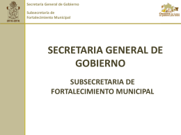introduccion al gobierno municipal