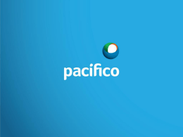 Presentación 1 - Pacífico Seguros