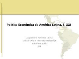 Tema 1 - Master en Comercio y Finanzas Internacionales