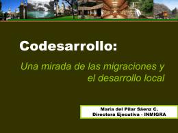 migraciones desarrollo