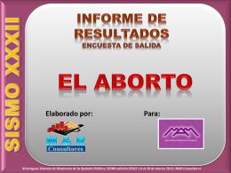 Diapositiva 1 - Movimiento Autónomo de Mujeres de Nicaragua