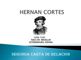HERNAN CORTES ppt.