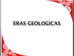 ERAS GEOLOGICAS (1428550)